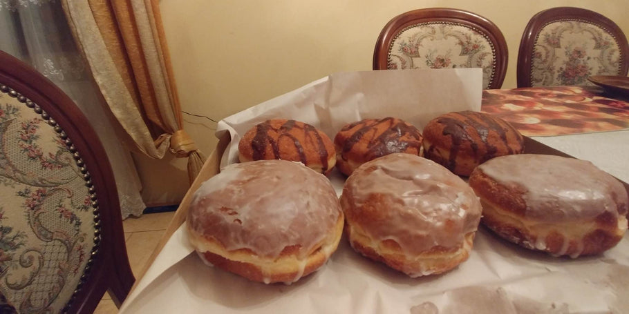 Happy (and Tasty) Fat Thursday, Pączki Day!