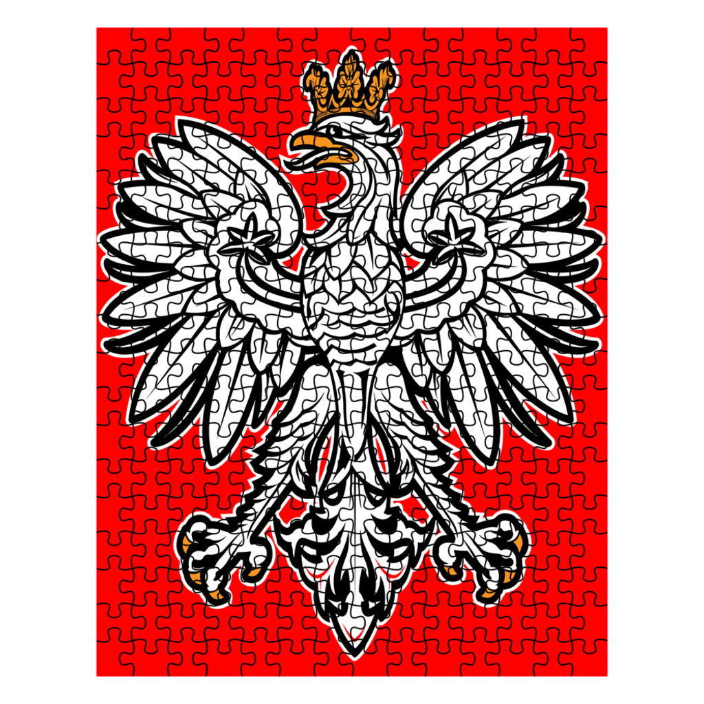Polish Eagle Puzzles - My Polish Heritage