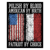 Polish By Blood Patriot By Choice Puzzles - My Polish Heritage