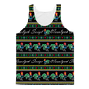 Polish rooster Wesołych Świąt Classic Sublimation Adult Tank Top