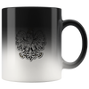 Polish Eagle Magic Color Changing Coffee Mug