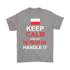 Let The Polish Guy Handle It Shirt - My Polish Heritage