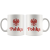 Polska with Eagle Coffee Mug 11oz or 15oz