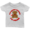 I'm Beary Special I'm Polish Infant Shirt - My Polish Heritage