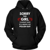 Sorry this girl is already taken by a smokin' hot Polish guy tank tops, t shirts, long sleeve and hoodies
