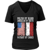 Polish By Blood American By Birth Patriot By Choice Shirt | My Polish Heritage - My Polish Heritage
