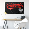 Phoenix Polish Flag - My Polish Heritage