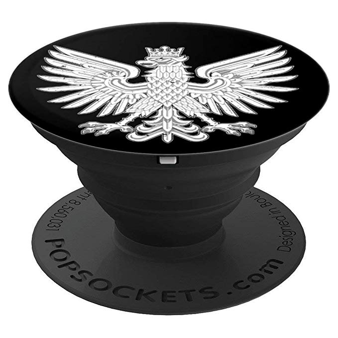 Polish Eagle Poland Polski Flag Phone PopSockets