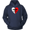 Registered nurse polish pride hoodie