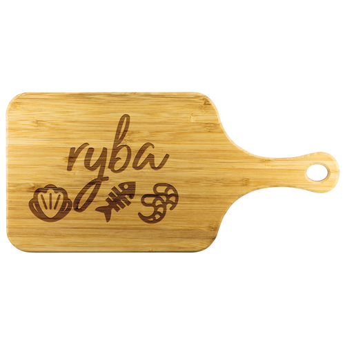 Ryba Fish Cutting Board