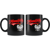 Minnesota Polish Black 11oz Mug