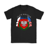 Polish - Ja Cie Kocham Shirt - My Polish Heritage