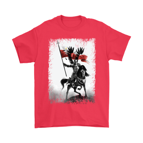 Hussar Warrior V Shirt - My Polish Heritage