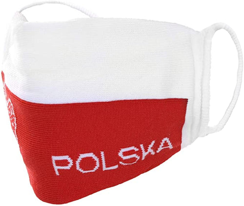 Polska Polish Face Mask Covering