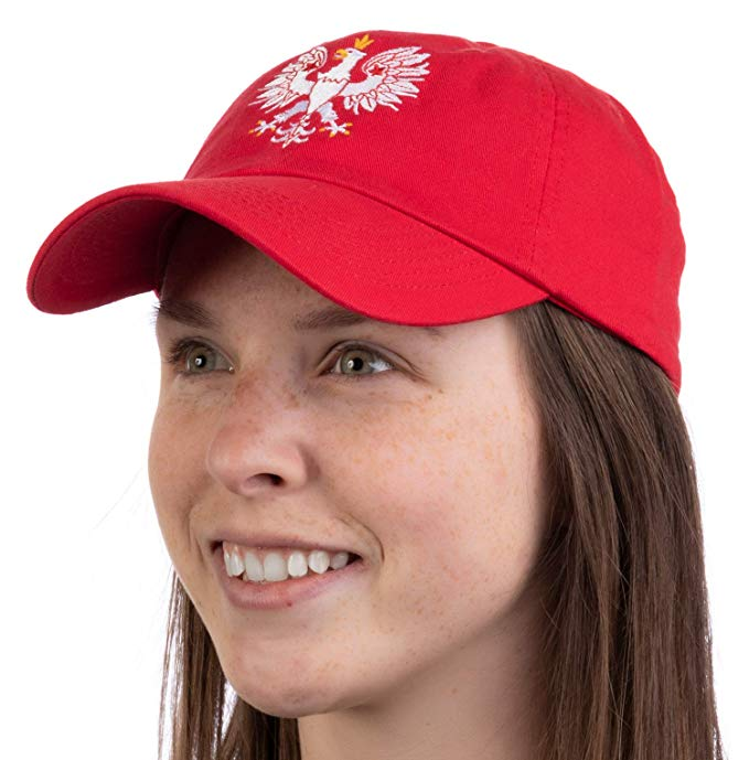 Polish Eagle Baseball Cap