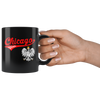Chicago Polish Black 11oz Mug - My Polish Heritage