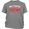 My Ciocia Loves me youth Tshirt