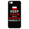 Let The Polish Girl Handle It Phone Case - My Polish Heritage