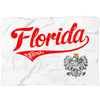 Florida Polish Fleece Blanket