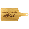 Warzywa Vegetable cutting board