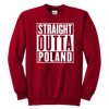 Straight Outta Poland Kids Shirt