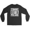 Straight Outta Poland. Tank tops, shirts and hoodies