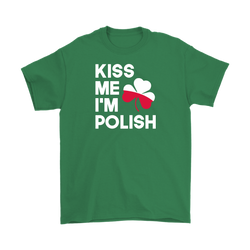 Polish - St. Patrick's Day Shirt