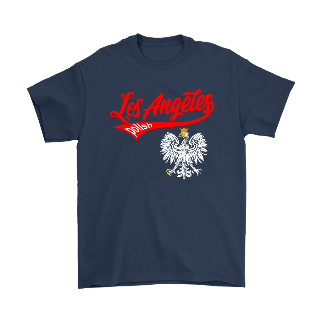 Los Angeles Polish Shirt - My Polish Heritage