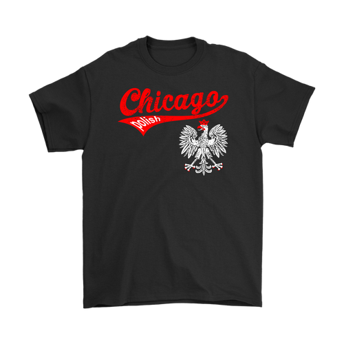 Chicago Polish Shirt - My Polish Heritage