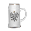Polish Eagle Beer Stein - My Polish Heritage