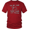 You Bet Your Butter Lamb I'm Polish, Baby bodysuit, youth, adult shirts and hoodies
