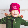 Personalized Gift- Monogram Kids Beanies