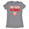 Part Polish All Trouble Shirt - My Polish Heritage
