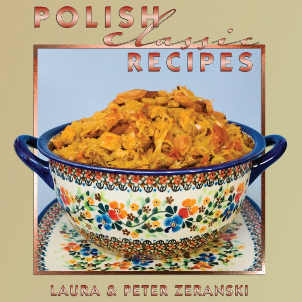 Polish Classic Recipes - Cookbook