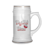 Give Me a Kiss Beer Stein - My Polish Heritage