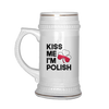 Polish - St. Patrick's Day Beer Stein - My Polish Heritage
