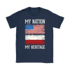 Polish My Nation Shirt - My Polish Heritage