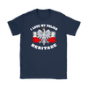 I Love My Polish Heritage II Shirt - My Polish Heritage
