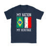 Brazilian Polish - My Nation My Heritage Shirt - My Polish Heritage