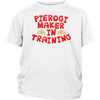 Pierogi Maker in Training Kids Shirt