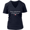 Never Underestimate a Polish Woman Shirt - My Polish Heritage
