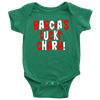 Babcia's Lucky Charm Baby Onesie - My Polish Heritage