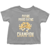 Future Pierogi Eating Champion Toddler Shirt - My Polish Heritage
