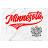 Minnesota Polish Fleece Blanket