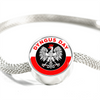 Dyngus Day with Circle Charm Bracelet - My Polish Heritage