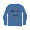 Wesołych Świąt with Ornaments Classic Long Sleeve T-Shirt