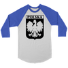 Polska Coat of Arms Tank Tops, T shirts and Hoodies