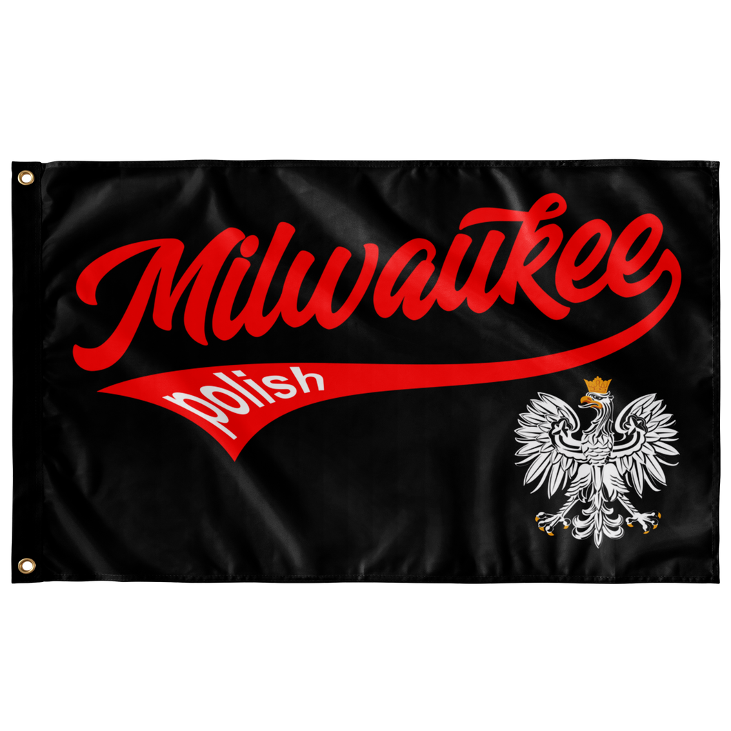 Milwaukee Polish Flag - My Polish Heritage