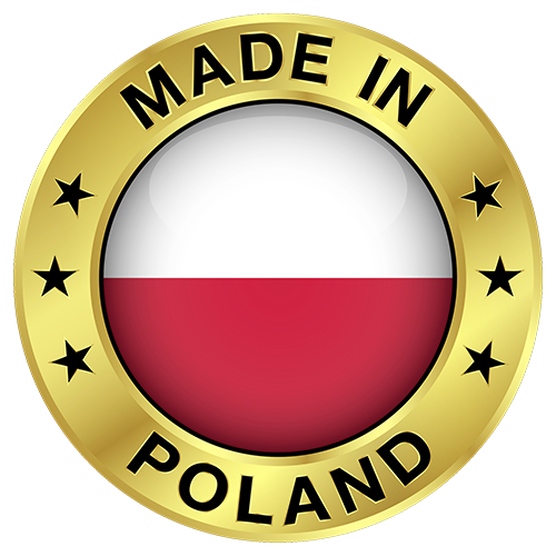 Made in Poland Sticker