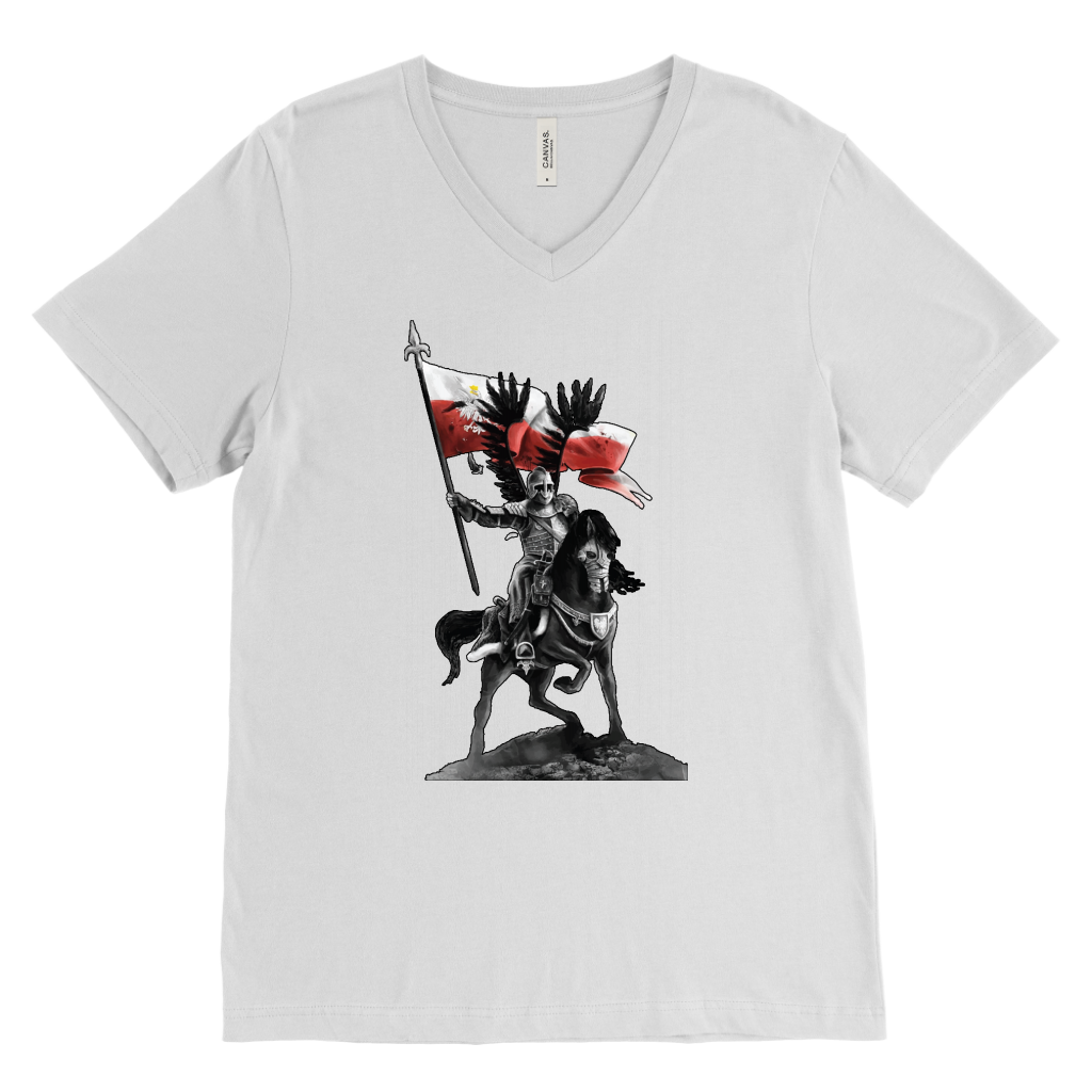 Hussar Warrior IV Shirt - More Style and Colors - My Polish Heritage